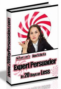 20 Day Persuasion training guide