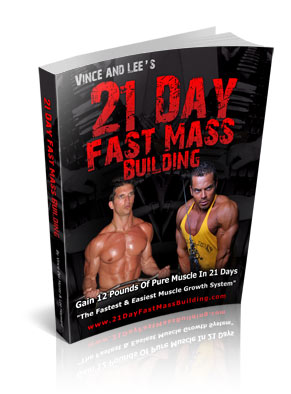 21 Day Fast Mass Building gain muscle plan