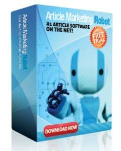Article Marketing Robot automatic software