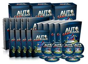 Auto Cash Funnel make money software
