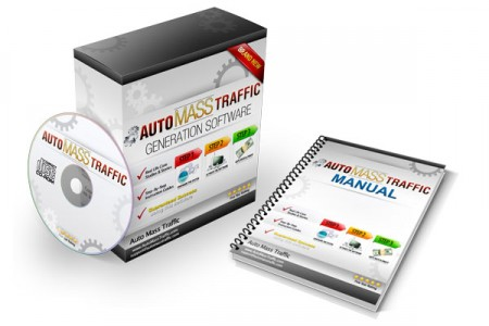 Auto Mass Traffic affiliate marketing software