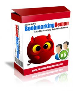 Bookmarking Demon SEO social bookmarking software