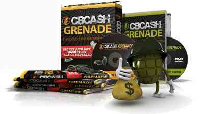 CB Cash Grenade affiliate marketing system