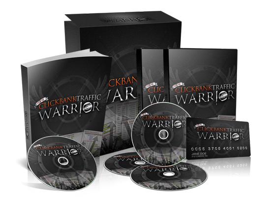 CB Traffic Warrior affiliate marketing system
