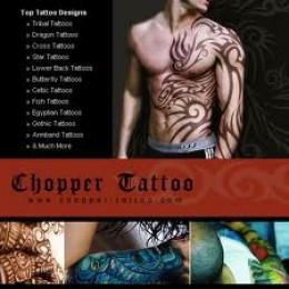Chopper Tattoo online art designs