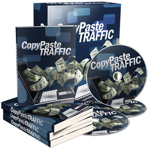 Copy Paste Traffic by Corey Lewis