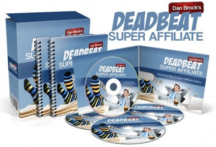 Deadbeat Super Affliate marketing guide