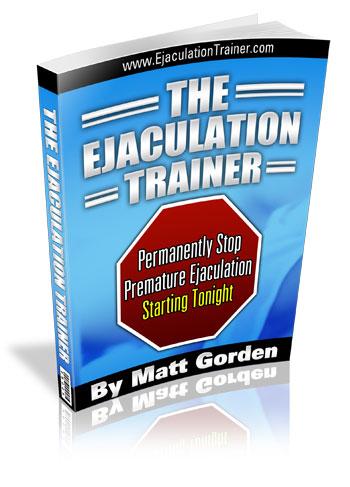 Ejaculation Trainer by Matt Gorden