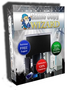 Game Copy Wizard backup software