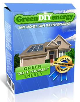GreenDIYEnergy home energy system