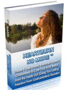 Heartburn No More ebook by Jeff Martin