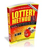 Lottery Method number picking system