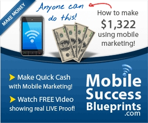 Mobile Success Blueprints cell phone marketing