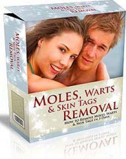 Moles, Warts & Skin Tags Removal natural cure