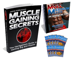 Muscle Gaining Secrets mass building system