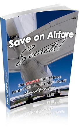 My Airfare Secrets cheap flights