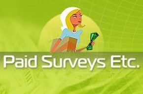 Paid Surveys Etc. to make money online