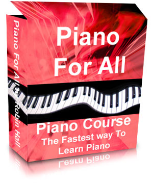 Piano For All online lessons