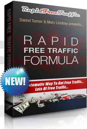 Rapid Free Traffic automated backlinking