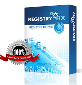 Registry Fix computer repair software