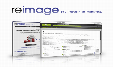 Reimage computer repair software