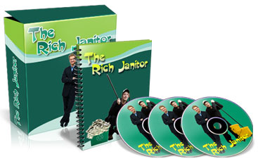The Rich Janitor by Mike Dougherty