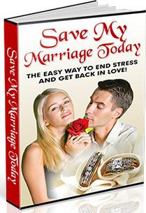 Save My Marriage Today counseling book