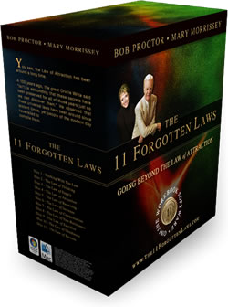 The 11 Forgotten Laws by Bob Proctor