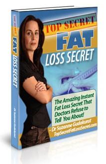 Top Secret Fat Loss Secret weight loss diet plan