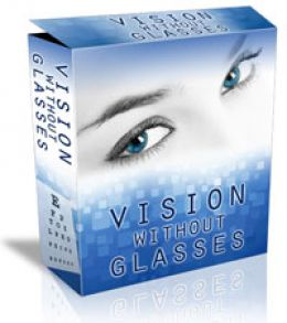 Vision Without Glasses natural eye exercises