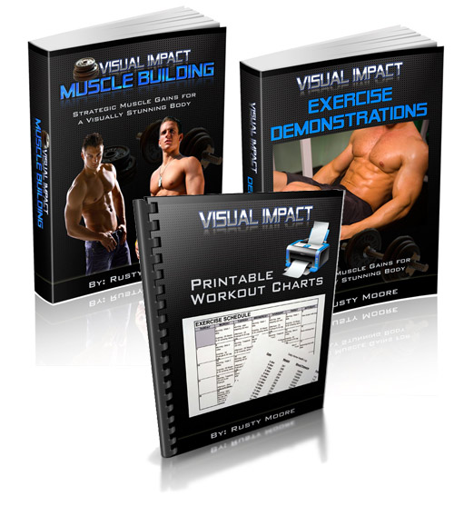 Visual Impact Muscle Building workout plan