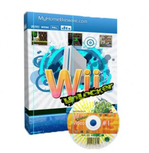 Wii Unlocker homebrew software