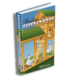 Building A Chicken Coop blueprints from home
