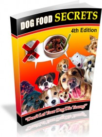 Dog Food Secrets pet health and nutrition book
