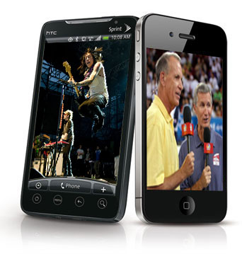 Mobile TV Elite streaming cell phone television